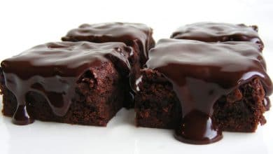 Photo of Çikolatalı Brownie Pasta