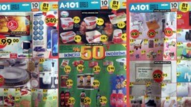 Photo of A101 10 Kasım Fırsat Ürünleri – Aktüel Kataloğu