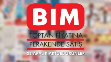 Photo of 23 Aralık Bim