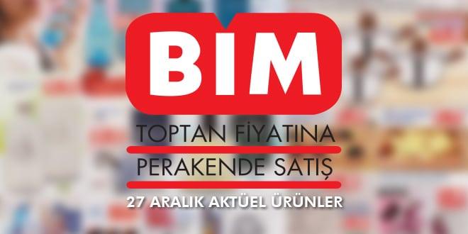 Photo of Bim 27 Aralık