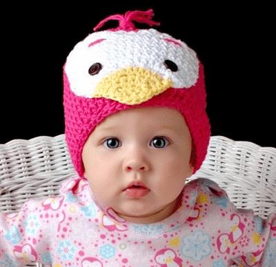 Tavuklu şapka modeli