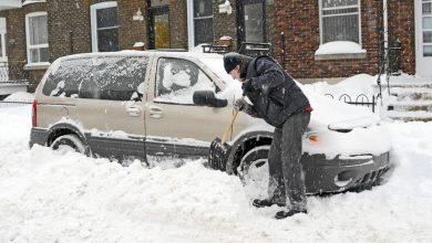 Photo of Karları temizlerken dikkat edin!