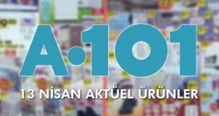 A101 13 Nisan