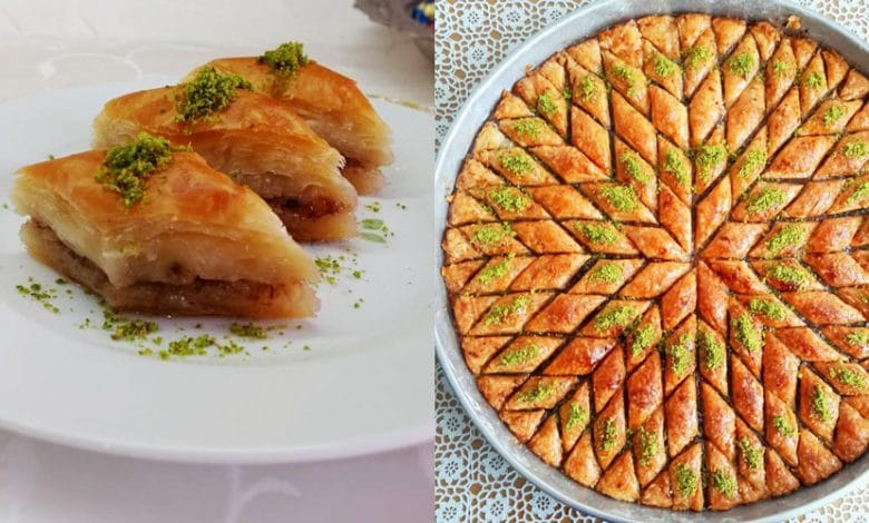 Photo of Baklava Tarifi