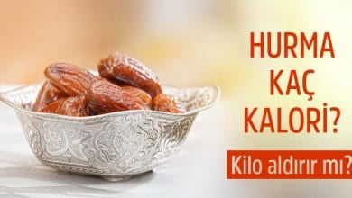 Photo of Hurma Kaç Kalori?
