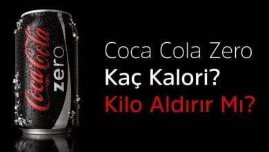 Photo of Coca Cola Zero Kaç Kalori?
