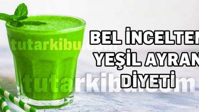 Photo of Yeşil Ayran Diyeti
