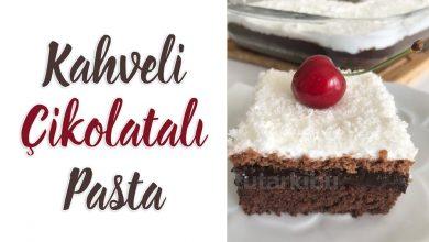Photo of Kahveli Çikolatalı Pasta