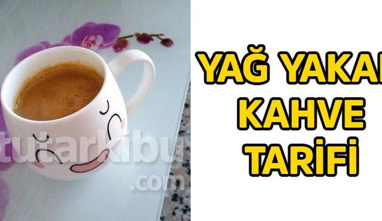 Yağ yakan kahve ile zayıflayın