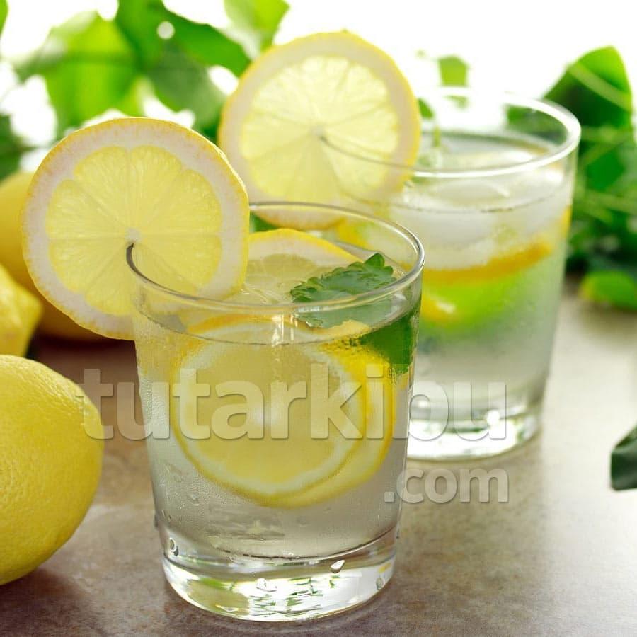 Limonlu Suyla Göbek Eritme