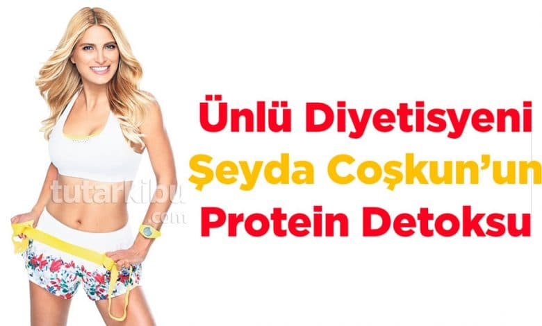 Photo of Şeyda Coşkun Protein Detoksu