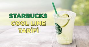 Starbucks Cool Lime Tarifi