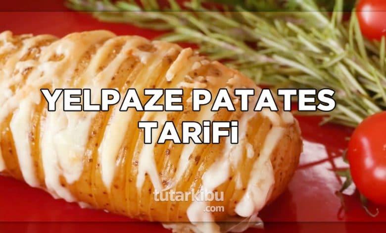 Yeplaze Patates Nasıl Yapılır?